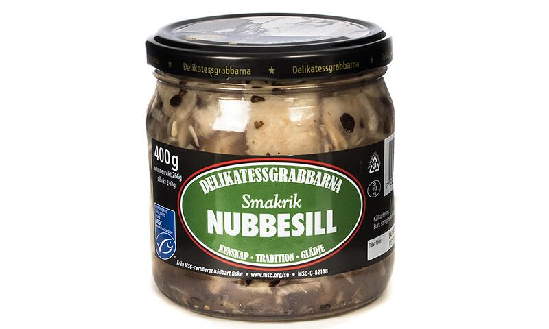 Nubbesill