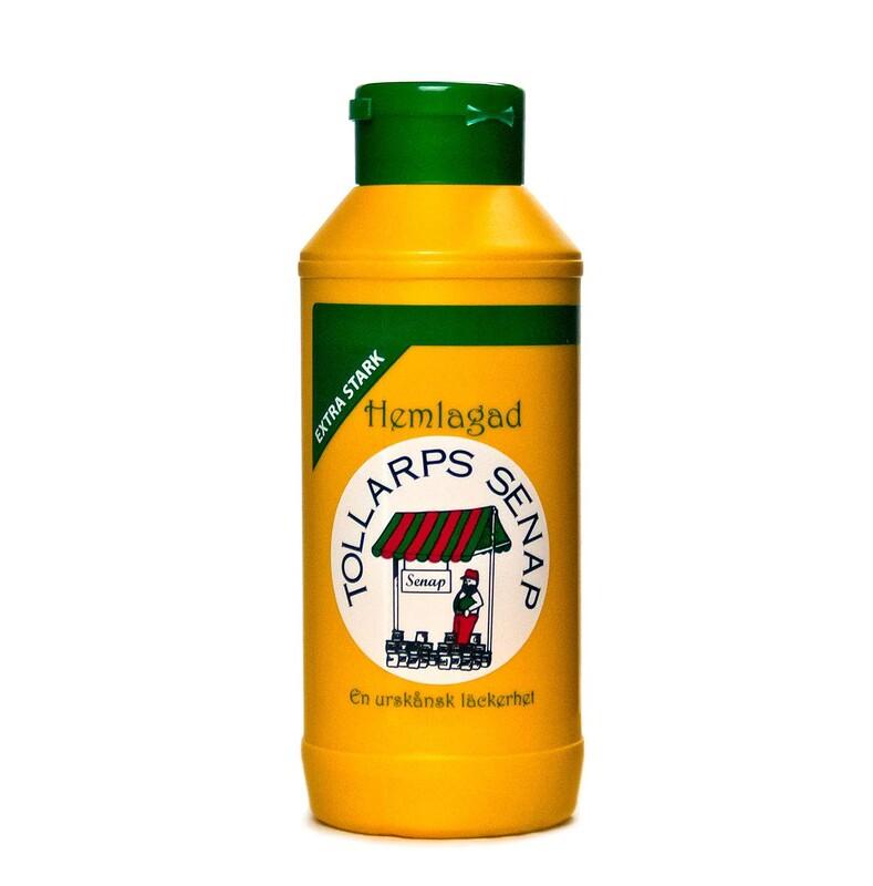 Tollarps senap - extra stark